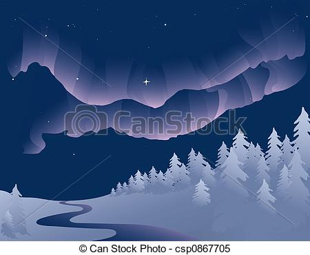 Aurora Borealis clipart Clipart #12 Download Nothern Nothern