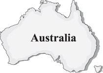 Australia clipart Australia Map Clipart Results  From: Search Search