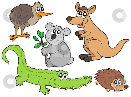 Australia clipart Australian Animal Clipart Clip share use clipart Free