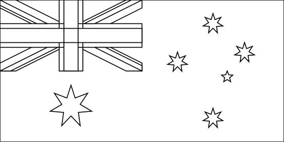 Australia Clipart Black And White Art clipartist 23(K) Art »