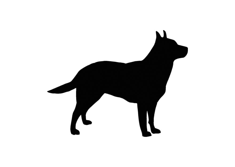 Australian Cattle Dog clipart Download Dog Australian Cattle drawings