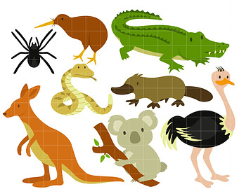 Australian clipart Australian clipart  Australian Clipart