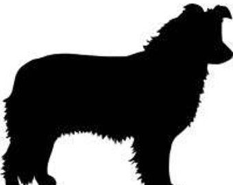 Australian Shepherd clipart Available) (personalization Decal Australian Etsy
