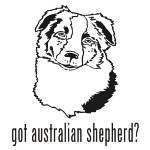 Australian Shepherd clipart Australian Shepherd Head Drawing Shepherd? Shepherd  Breed Australian