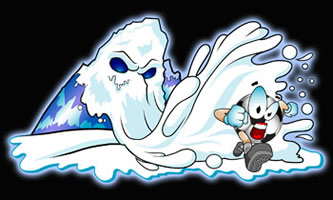 Avalanche clipart 600 avalanche Avalanche