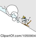 Avalanche clipart Avalanche Clipart