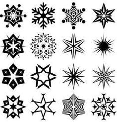 Drawn snowflake Small  like snowflake thsnowflake
