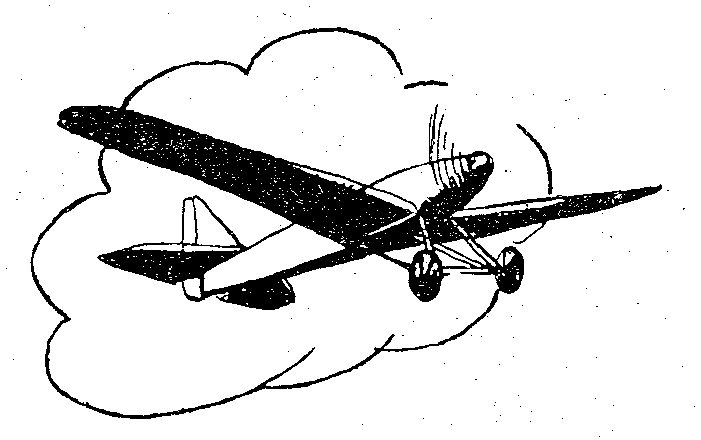 Aviation clipart 012 Art Clip Monoplane Image