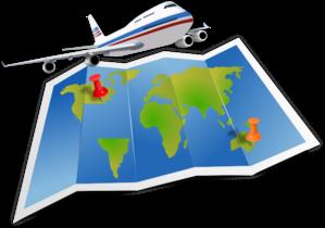 Aviation clipart air travel #4