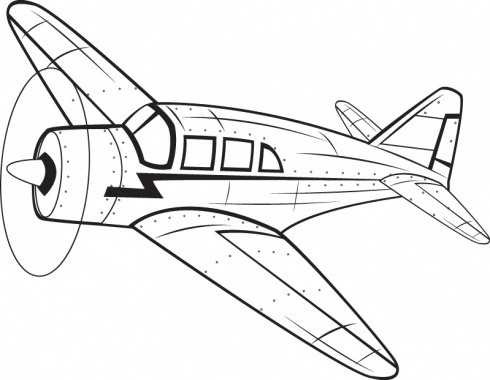 Aviation clipart black and white Craft images Aviation color Aviation