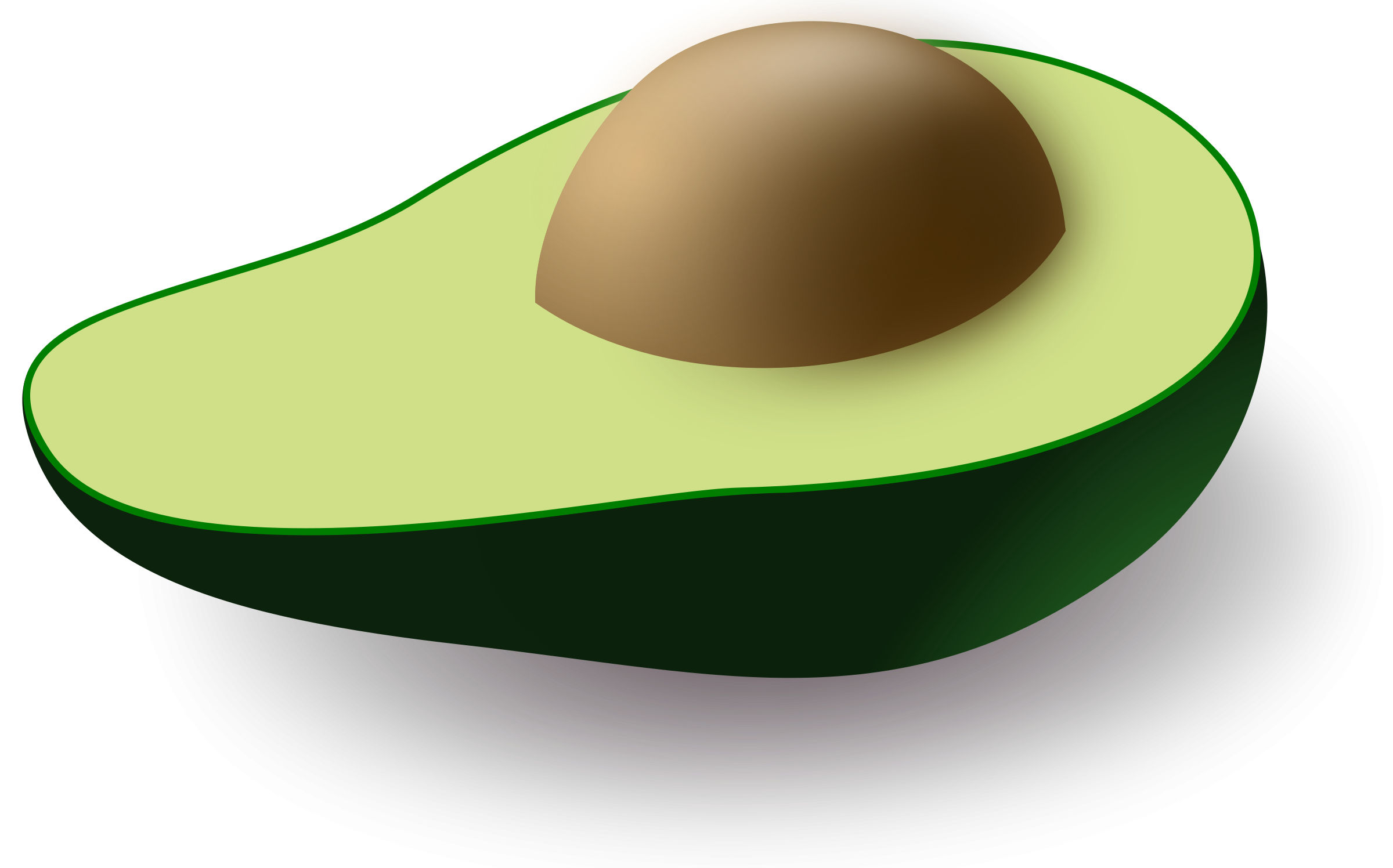 Avocado clipart vegetable Clipart Clipart Images Free avocado%20clipart