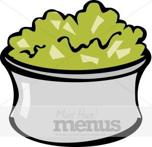 Avocado clipart chip guacamole Clipart ) Cheese Menu Guacamole