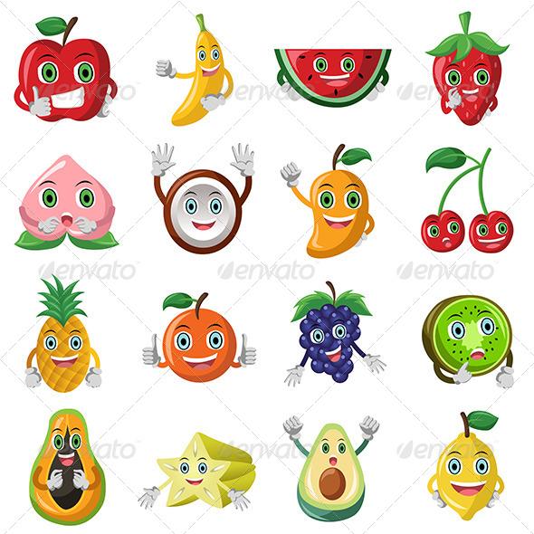 Papaya clipart starfruit #4