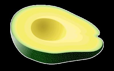 Avocado clipart sayur Alpukat buah gratis gambar art