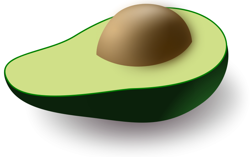Avocado clipart vegetable Pears Recipes  Vegetables Cherries