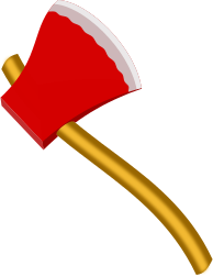Axe clipart long object Pick Axe Download Axe Clip