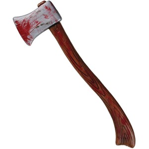 Axe clipart bloody #2