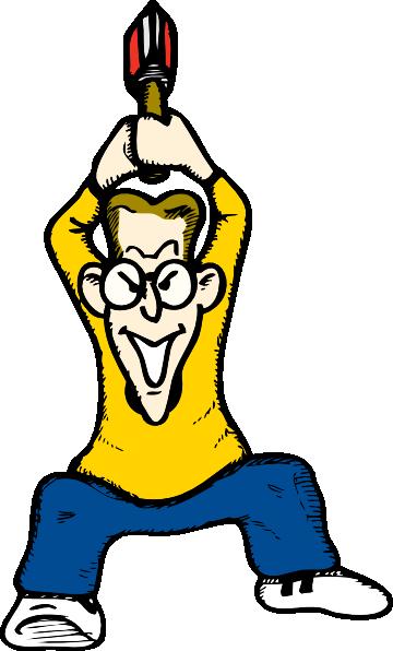 Larger clipart mad guy Art clip vector Cartoon Art