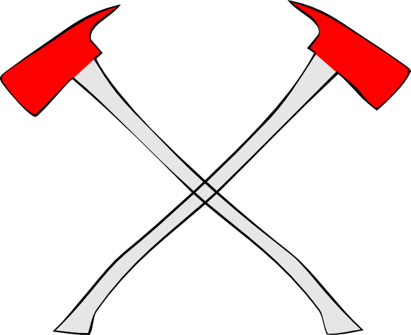 Axe clipart fire axe #5