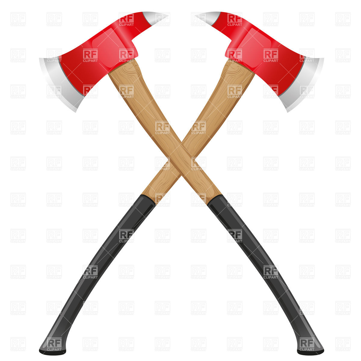 Axe clipart fire axe #9