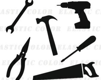 Axe clipart handyman Tools man digital download png