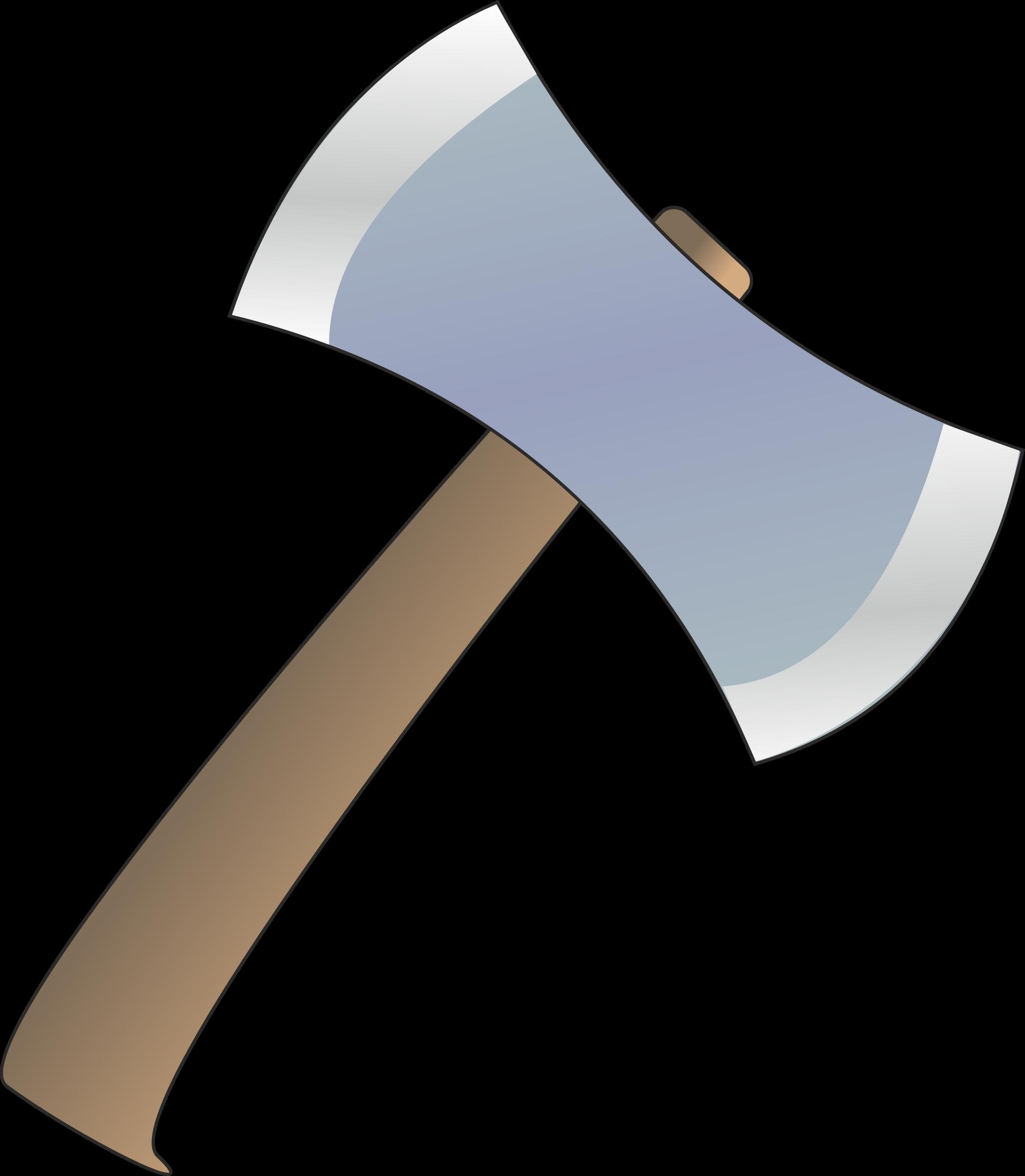 Axe clipart hatchet Clipart Axe Axe