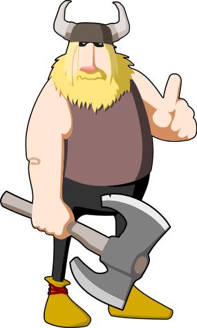 Axe clipart norman Viking Art Clip Axe Viking