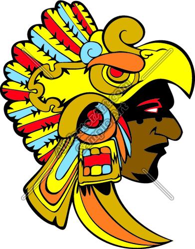 Aztec Warrior clipart Aztecs Download #19 clipart clipart