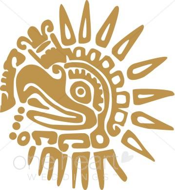 Letter clipart english alphabet Savoronmorehead Aztec Clip Clip Art