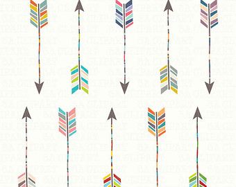 Arrow clipart aztec Arrow Art Clip Digital Arrow