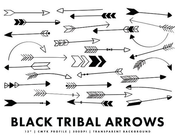 Aztec clipart arrow #10