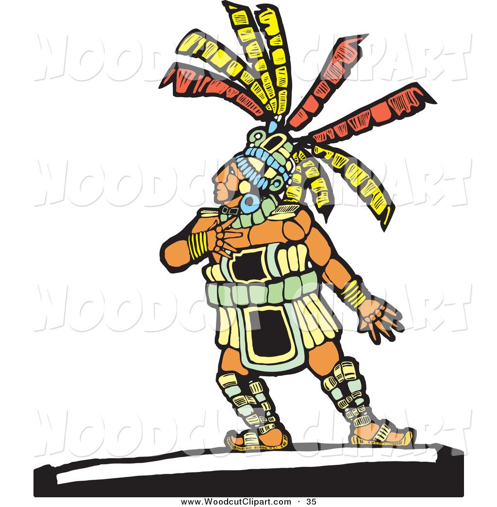 Aztec clipart aztec person People of aztec of Clipart