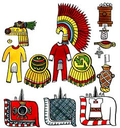Aztec clipart clothing #11