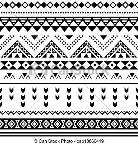 Aztec clipart drawing Pattern Aztec Aztec Clipart cliparts