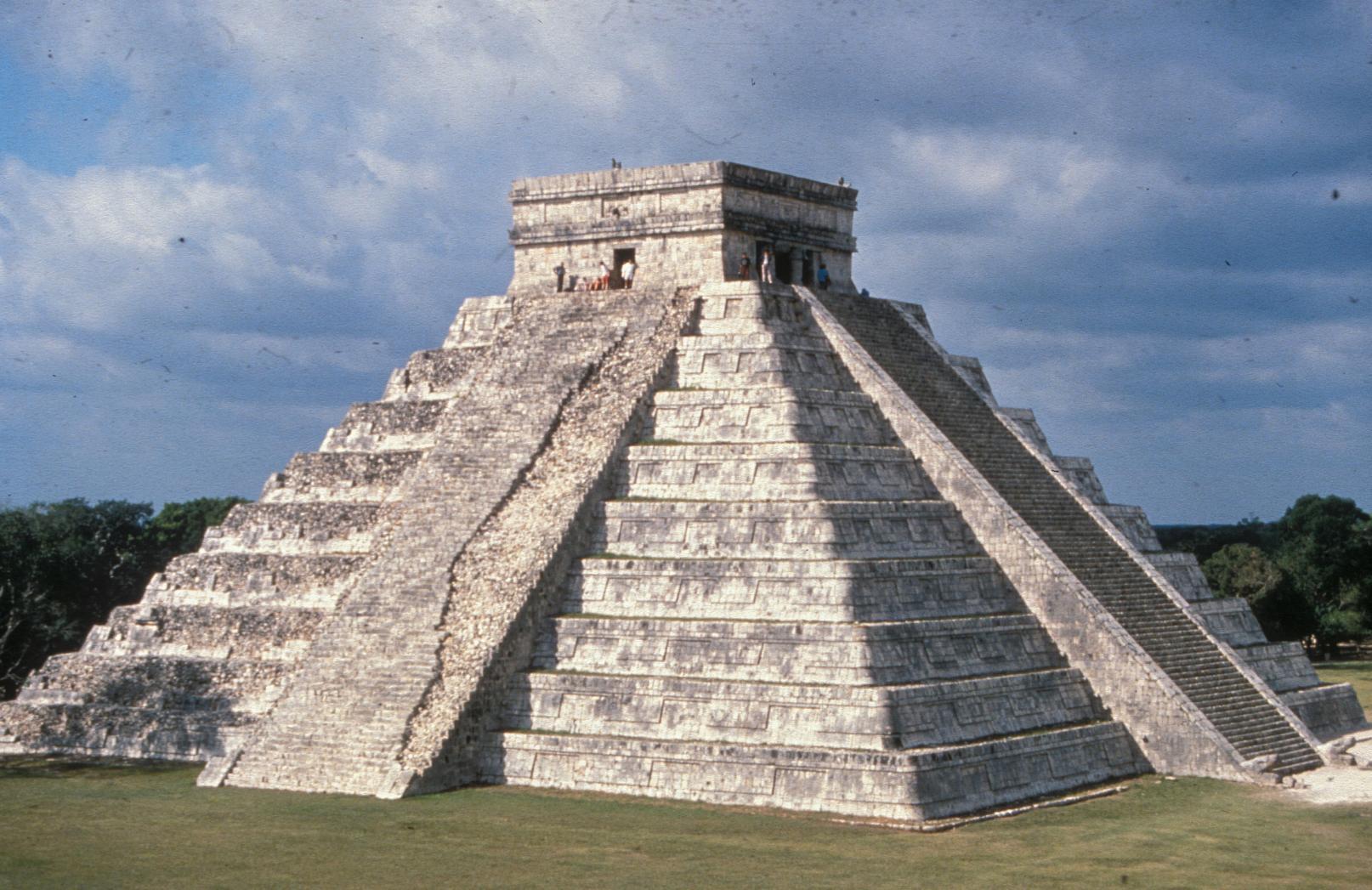 Aztec clipart great pyramid #12