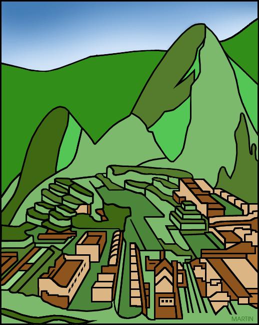 Aztec clipart machu picchu Phillip Picchu Machu by Machu