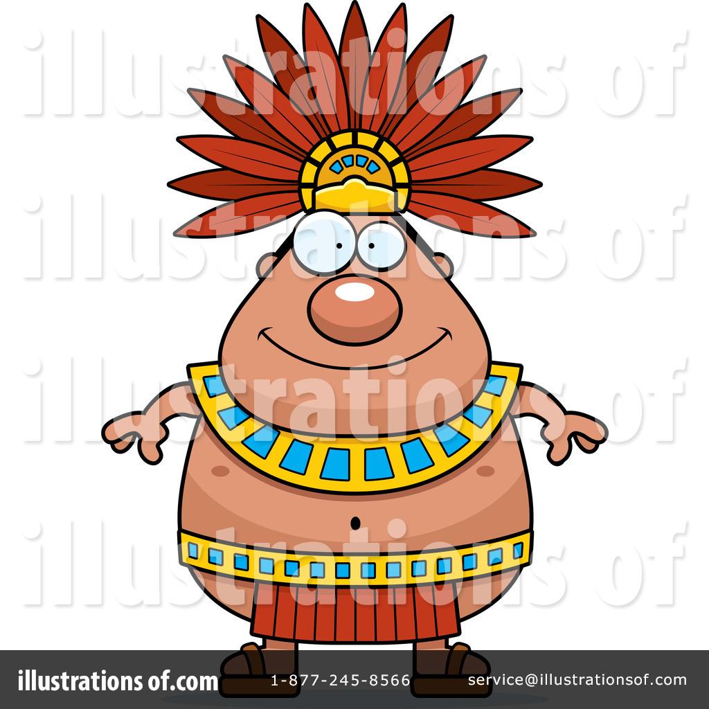 Aztec clipart mayan person Illustration Thoman Clipart (RF) Cory
