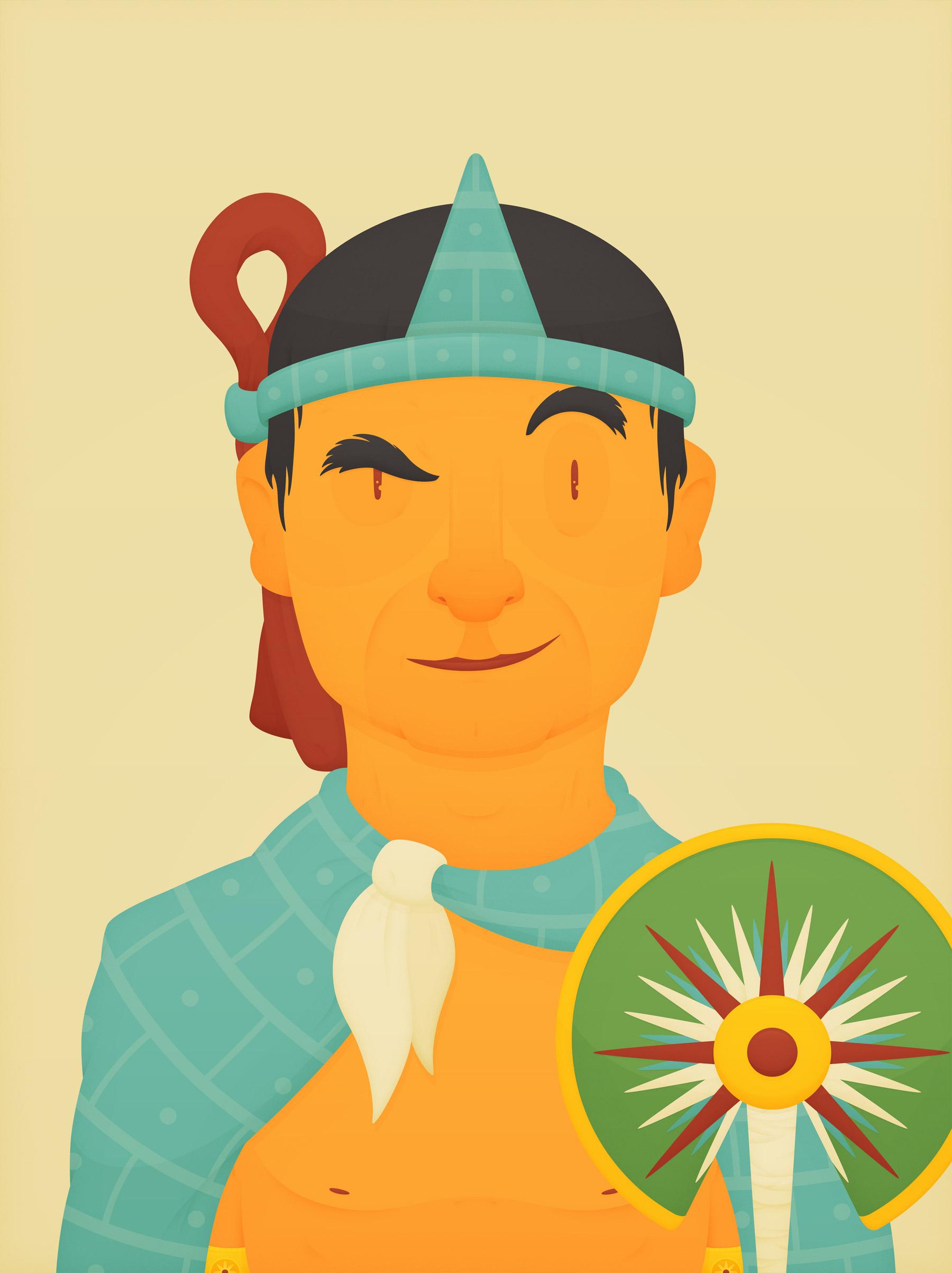 Aztec clipart merchant – Join – Empire Aztecs