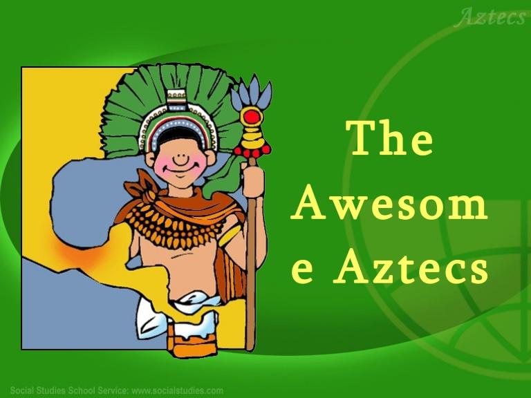 Aztec clipart merchant La Aztecs