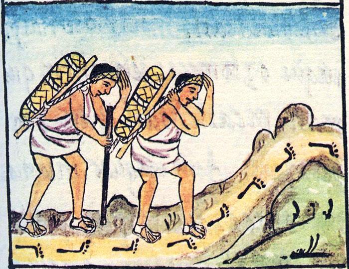 Aztec clipart merchant Civilization puncake mr Prezi by