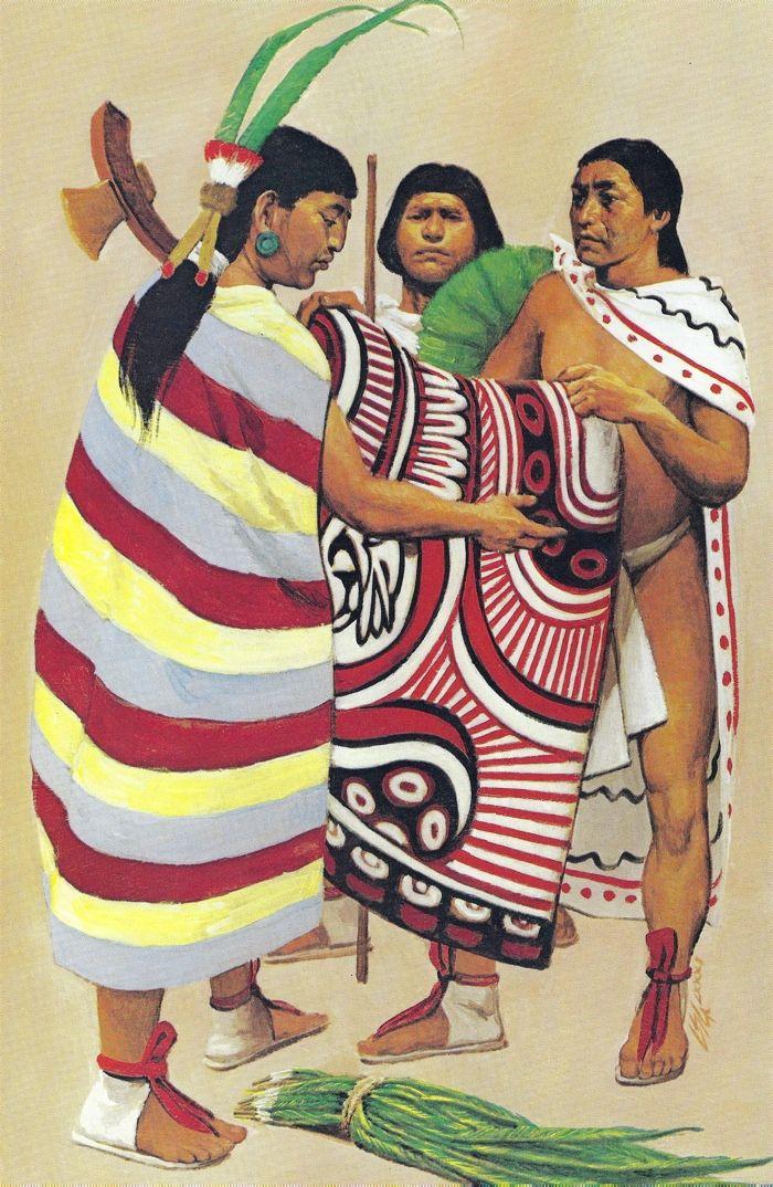 Aztec clipart merchant 14 Clothing Aztec on Pinterest