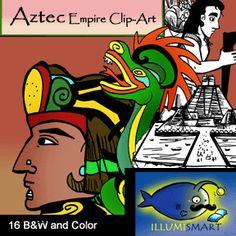 Art Clip Mesopotamia Aztec Products