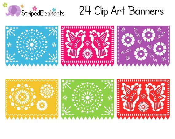 Decoration clipart mexico On Clip Project: Digital Pinterest