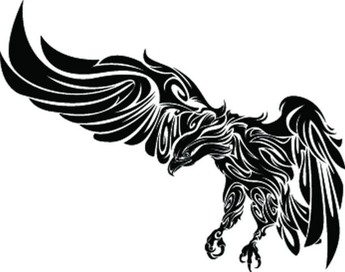 Aztec clipart mexican eagle Tribal tribal mexican Search mexican
