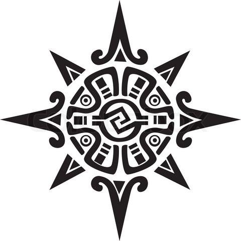 Aztec Warrior clipart ancient A For Power Symbol 25+