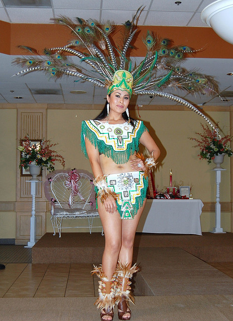 Aztec Warrior clipart carnival costume Flickr ■  Latina Miss