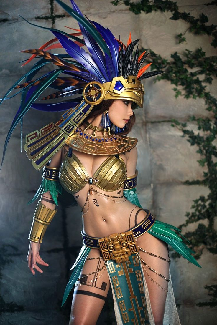 Aztec Warrior clipart carnival costume Best more Pin images Mayan/Aztec