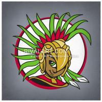 Aztec Warrior clipart Misc Clipart Warrior Rivalart com