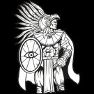 Aztec Warrior clipart fighting #10