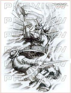 Aztec Warrior clipart fighting #6